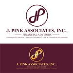 J. Pink Associates, Inc., Financial Advisors Logo - Entry #465