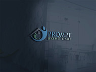 Prompt Home Care Logo - Entry #131