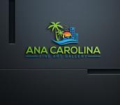 Ana Carolina Fine Art Gallery Logo - Entry #230