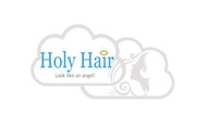 Holy Hair Logo - Entry #57