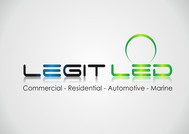Legit LED or Legit Lighting Logo - Entry #102