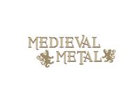 Medieval Metal Logo - Entry #29