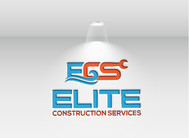 Elite Construction Services or ECS Logo - Entry #333