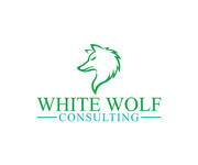 White Wolf Consulting (optional LLC) Logo - Entry #266