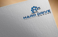 Hard drive garage Logo - Entry #141
