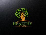 Healthy Livin Logo - Entry #307