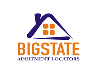 Big State Apartment Locators Logo - Entry #32
