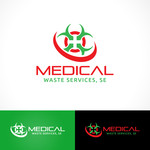 Medical Waste Services Logo - Entry #150