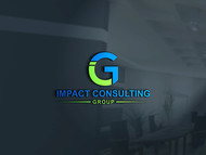 Impact Consulting Group Logo - Entry #319