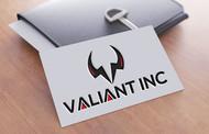 Valiant Inc. Logo - Entry #117