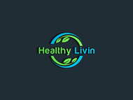 Healthy Livin Logo - Entry #174