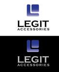 Legit Accessories Logo - Entry #62