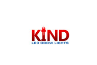 Kind LED Grow Lights Logo - Entry #50