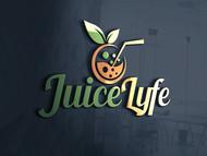 JuiceLyfe Logo - Entry #170