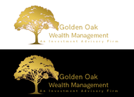 Golden Oak Wealth Management Logo - Entry #120