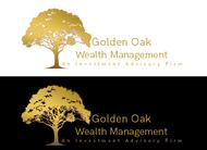 Golden Oak Wealth Management Logo - Entry #120