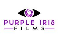 Purple Iris Films Logo - Entry #19