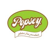 gluten free popsey  Logo - Entry #4
