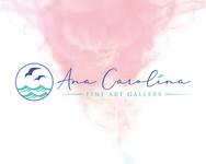 Ana Carolina Fine Art Gallery Logo - Entry #83