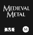 Medieval Metal Logo - Entry #39