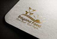 Beyond Food Logo - Entry #69