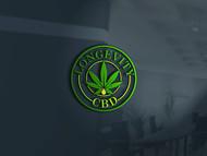 Longevity CBD Logo - Entry #35