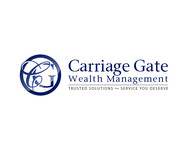 Carriage Gate Wealth Management Logo - Entry #113