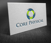 Core Physical Therapy and Sports Performance Logo - Entry #51