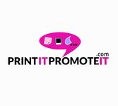 PrintItPromoteIt.com Logo - Entry #123