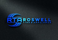 Roswell Tire & Appliance Logo - Entry #42