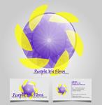 Purple Iris Films Logo - Entry #36