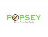 gluten free popsey  Logo - Entry #132