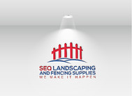 South East Qld Landscaping and Fencing Supplies Logo - Entry #22