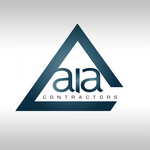 AIA CONTRACTORS Logo - Entry #140