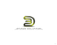3D Sign Solutions Logo - Entry #146