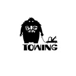 Big Man Towing Logo - Entry #51