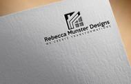 Rebecca Munster Designs (RMD) Logo - Entry #214