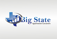 Big State Apartment Locators Logo - Entry #59