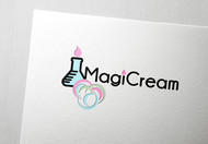 MagiCream Logo - Entry #2