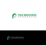 Two Brothers Roadhouse Logo - Entry #158