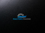 Masters Marine Logo - Entry #71