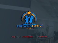 Growing Little Minds Early Learning Center or Growing Little Minds Logo - Entry #29