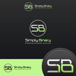 Simply Binary Logo - Entry #171