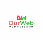 Durweb Website Designs Logo - Entry #117