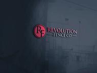 Revolution Fence Co. Logo - Entry #29