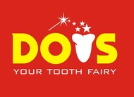 dots, the tooth fairy Logo - Entry #81