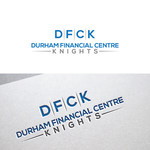 Durham Financial Centre Knights Logo - Entry #18