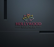 Hollywood Wellness Logo - Entry #179