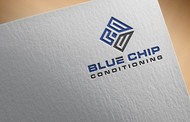 Blue Chip Conditioning Logo - Entry #97