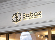 Sabaz Family Chiropractic or Sabaz Chiropractic Logo - Entry #58